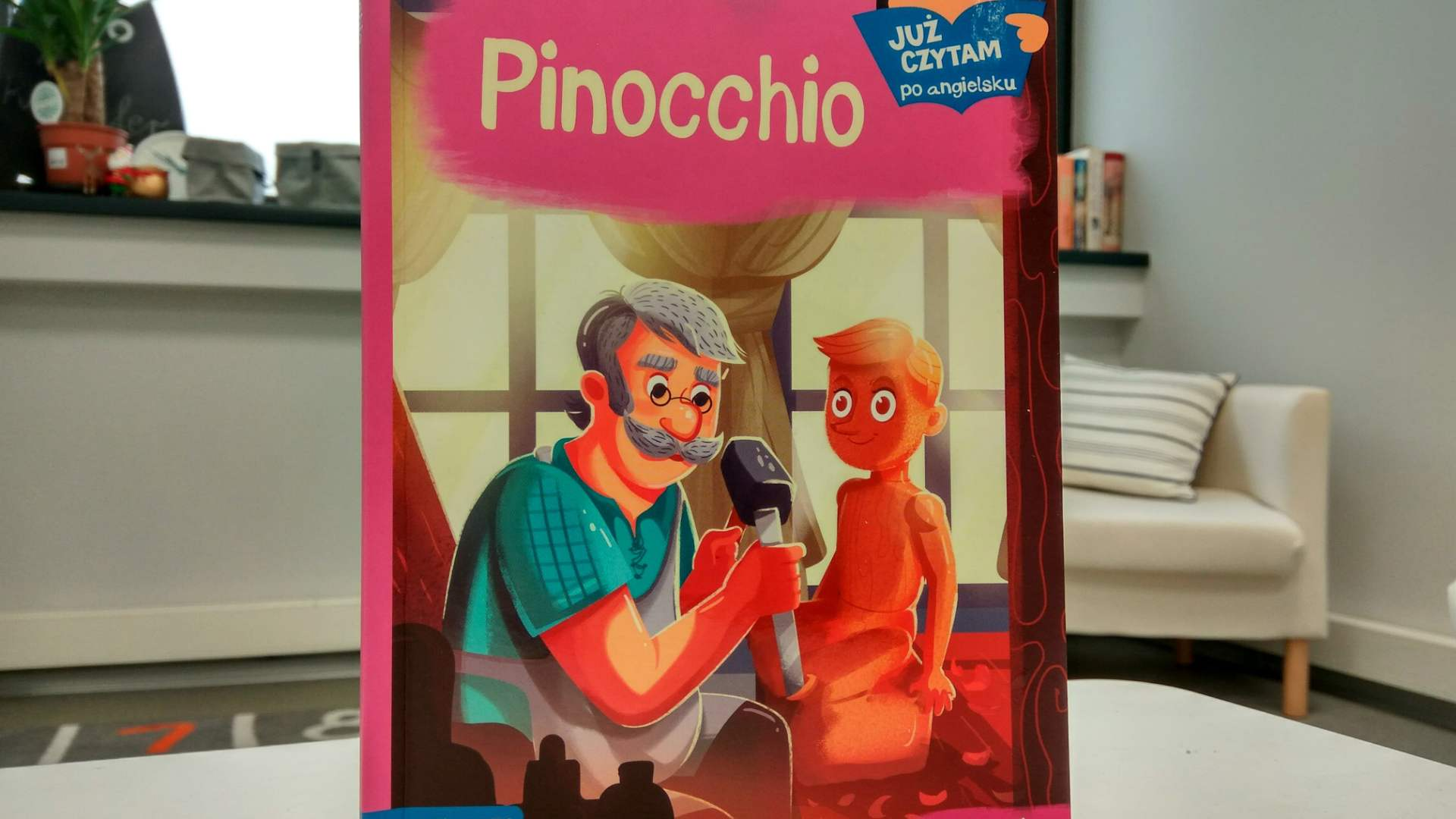 Pinocchio - już czytam po angielsku